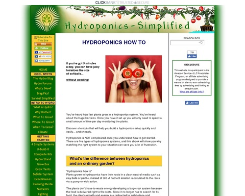 HYDROPONICS HOW TO- SIMPLY THE BEST GUIDE OUT THERE